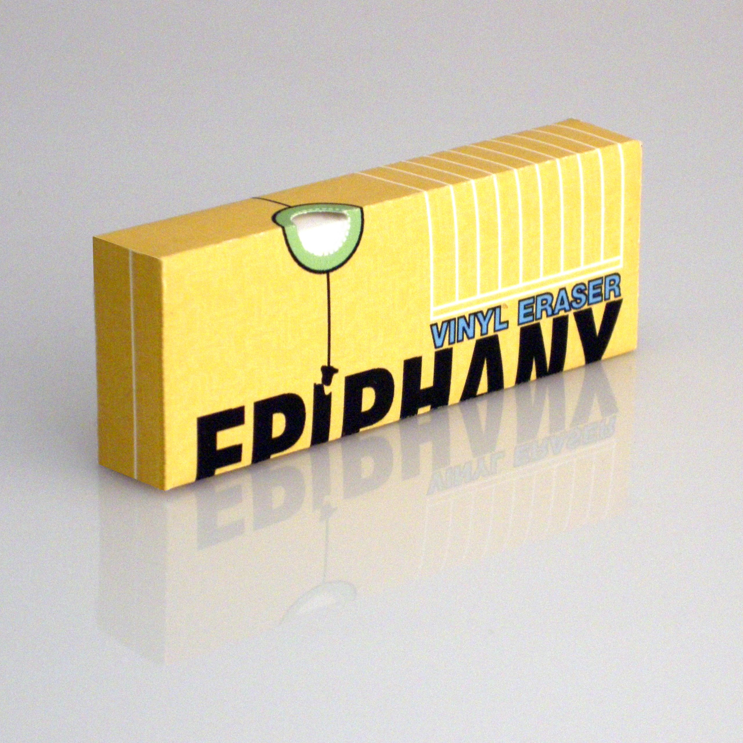 Letraset Product Packaging