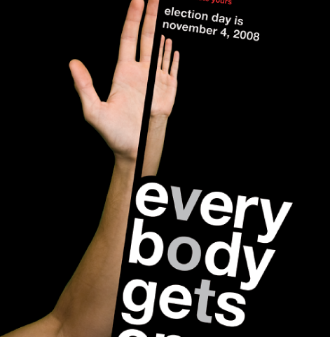 American Democracy Project poster